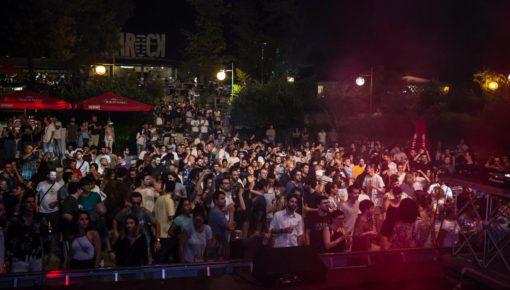 Video Report 30.07.2017 PARTYHARDY Sadar Bahar, Daniel Wang, Dax DJ Perarock Festival