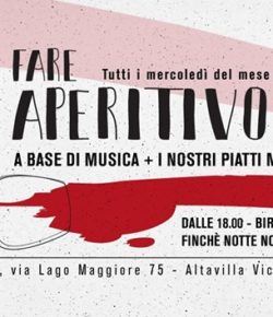 Mercoledì 20/12 | Fare Aperitivo meets Partyhardy w/ DAX DJ