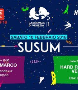 10.02.2018 RoadToHF18: Carnevale Di Venezia