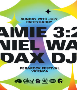 PARTYHARDY Perarock Festival