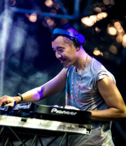 DANIEL WANG ∞ DOMENICA 29.07.2018 PARTYHARDY PERAROCK FESTIVAL