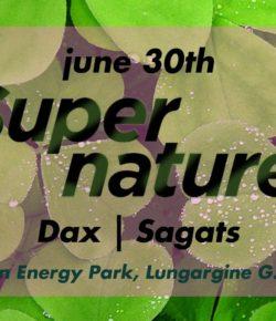 Supernature. 30 june