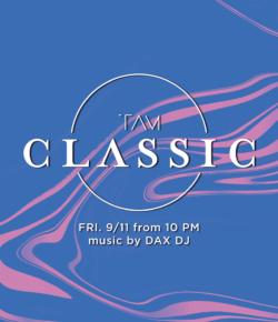 TAM CLASSIC venerdì 09.11.2018 #daxdj