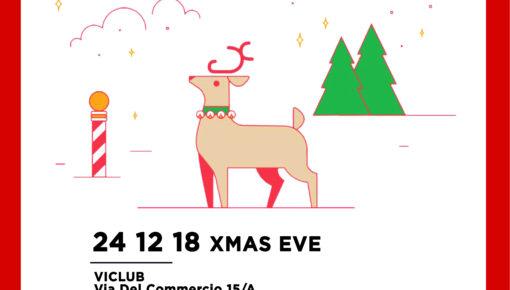 24.12.2018 XMAS EVE PARTYHARDY & FRIENDS