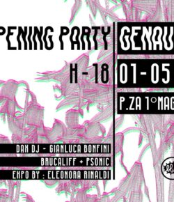 01/05 GENAU Experience // Opening Party
