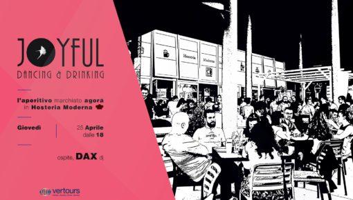25.04.219 JoyFul w/ DAX dj