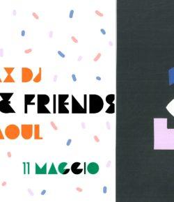 11.05.2019 DJ Rou & Friends w/ Dax DJ, Raoul at Studio54
