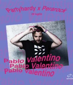 Pablo Valentino – Partyhardy meets J.A.W Family × Perarock Festival