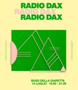 RADIO DAX