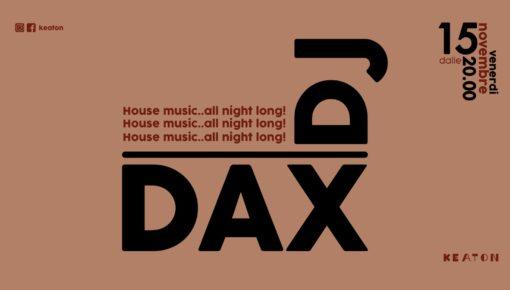 DAX DJ @ Keaton