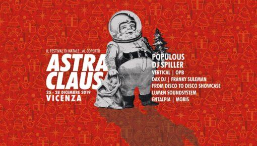 Astra Claus – il festival di Natale