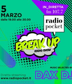 BREAK UP – Radio Show