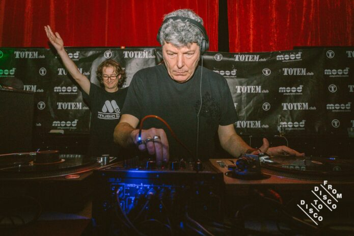 From disco To Disco - Claudio Coccoluto - Totem Vicenza