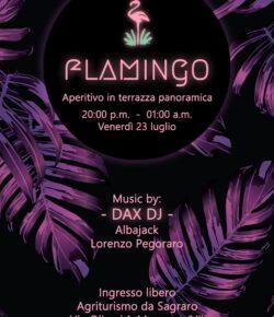 FLAMINGO 23.07.2021