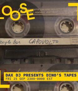 Dax DJ presents Dino's Tapes #1