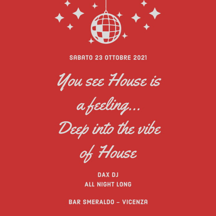 Bar Smeraldo Dax DJ Vicenza